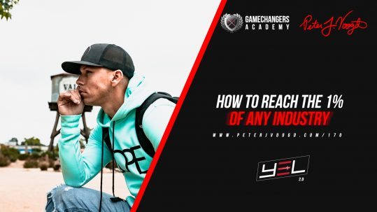YEL 170 - How to Reach The 1% of Any Industry